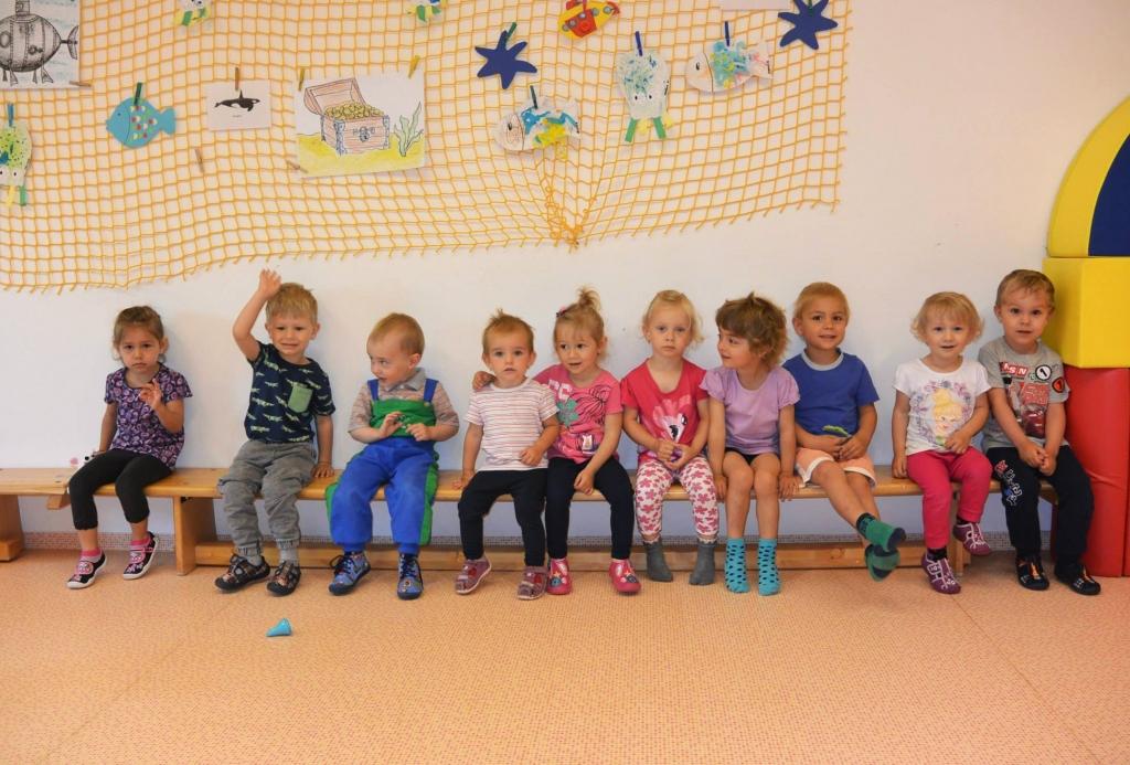 Dětská skupina VLNKA